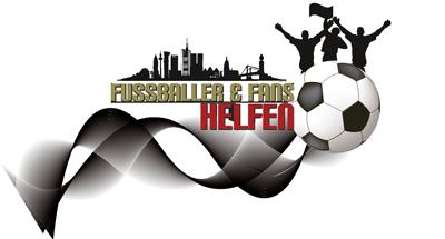 Fussballer und Fans helfen