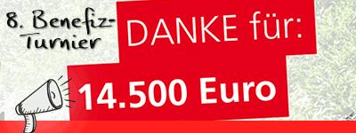 Spendenerlös 2016
