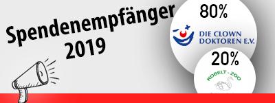Spendenempfänger 2019